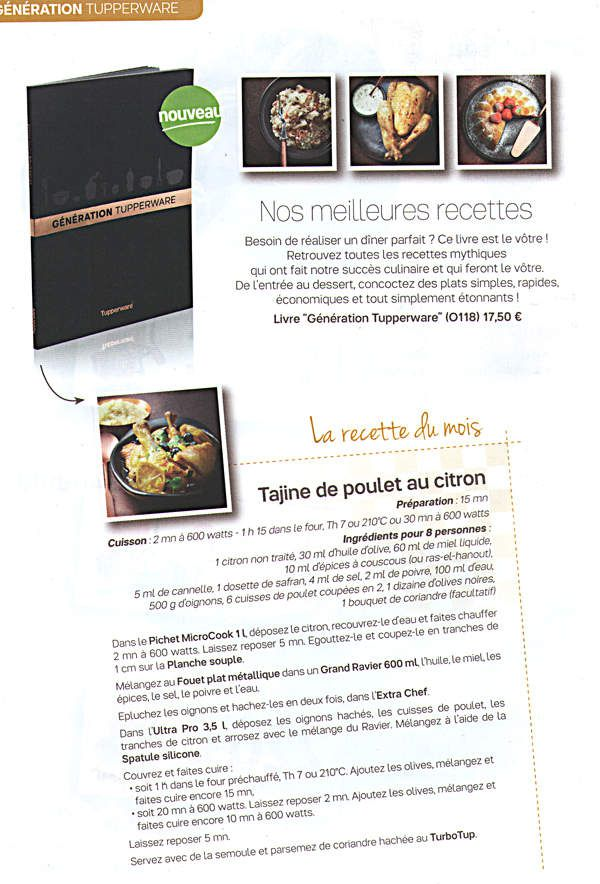 Octobre 2015 animatrice commerciale du 13 tupperware for Chambre commerciale 13 octobre 1998