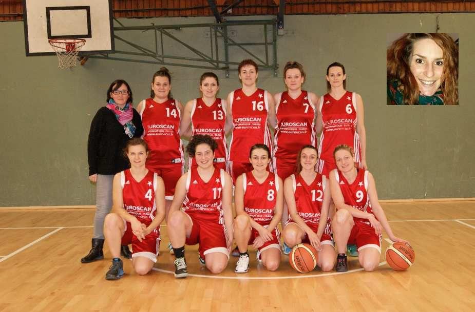 Seniors 3 2015 2016 UAL Laloubère Basket