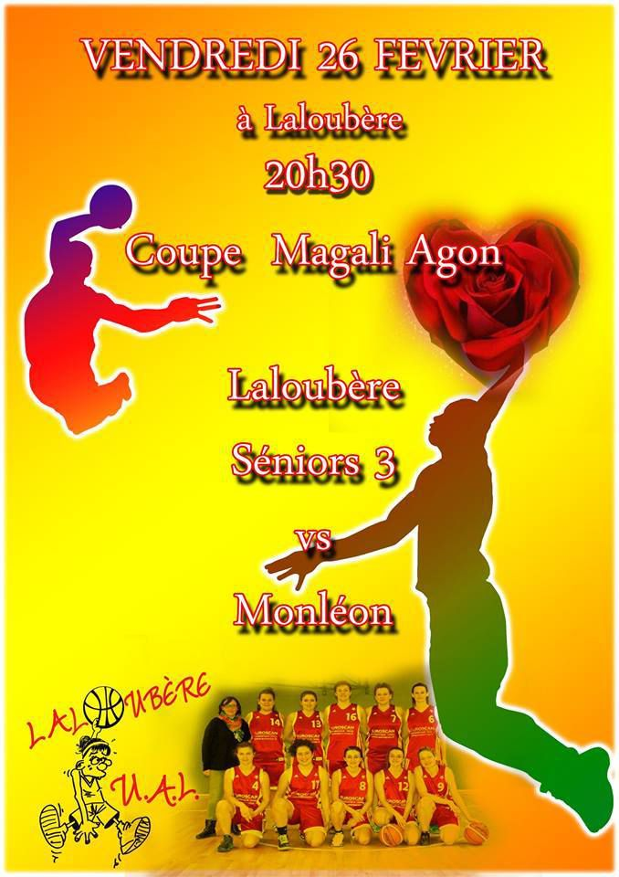Seniors 3 VS Monléon