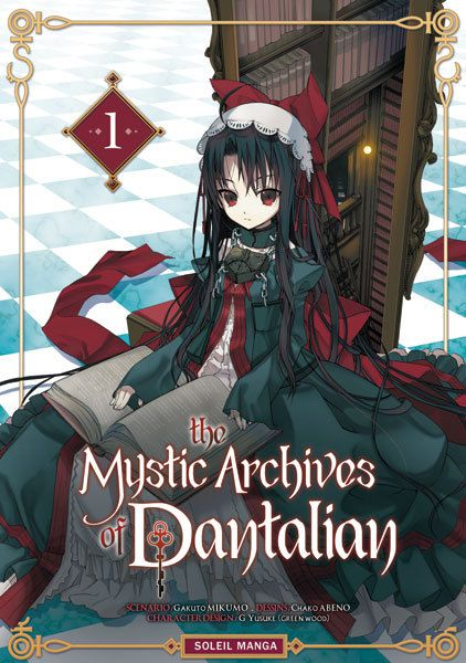the Mistic Archives of Dantalian