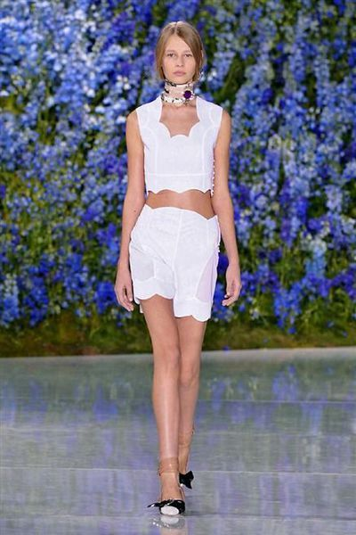 Dior, sa collection printemps-été 2016