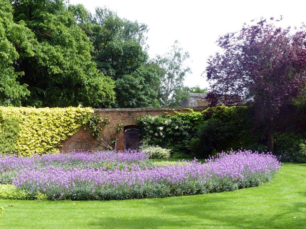Le temps d'une escapade dans les jardins anglais