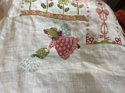 Spring in Quilt (6)