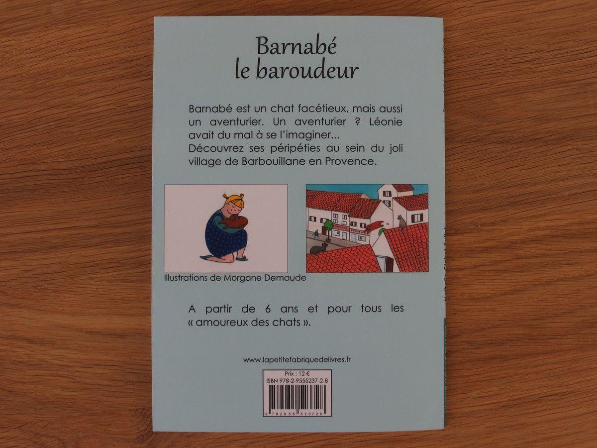 Maquette d'un livre