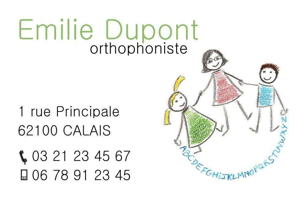 Logo Carte De Visite
