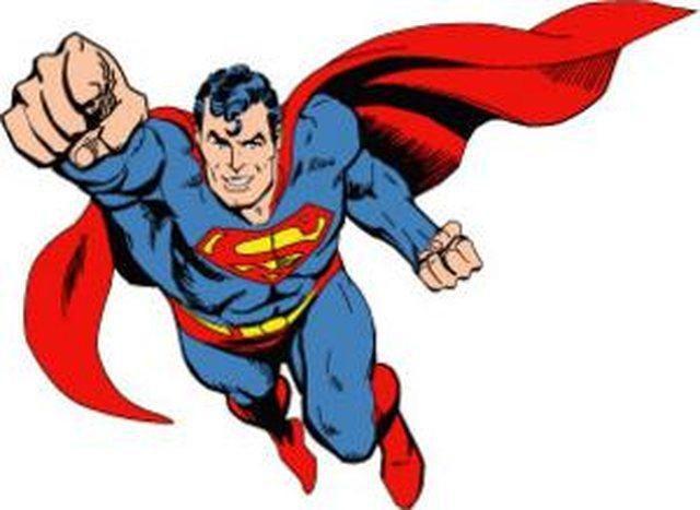Le mystère de superman