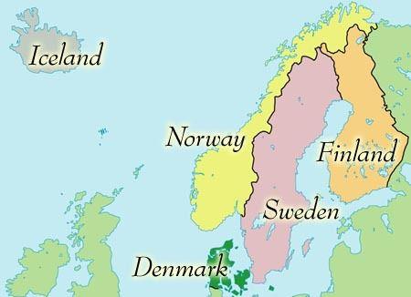 Exclusif : L'Algérie serait un pays scandinave, tout juste entre le Danemark et la Suède