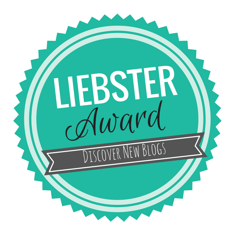 Ma double nomination au Liebster Awards
