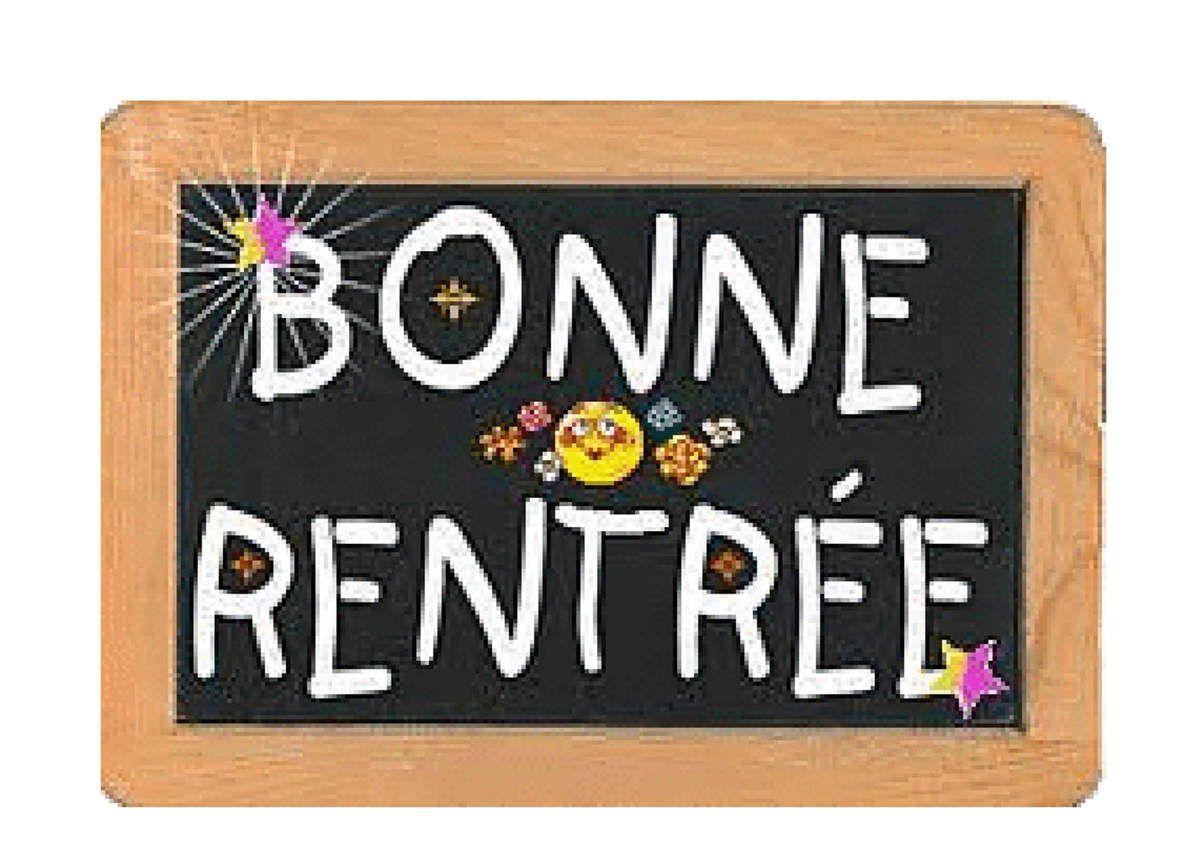 Côté Bambins souhaite une excellente rentrée des classes aux enfants et vive la récré !