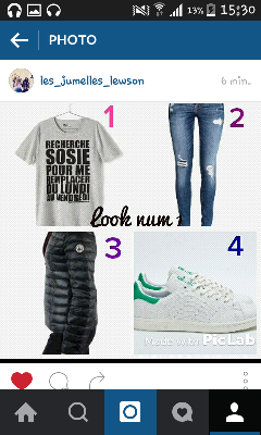 Look num1