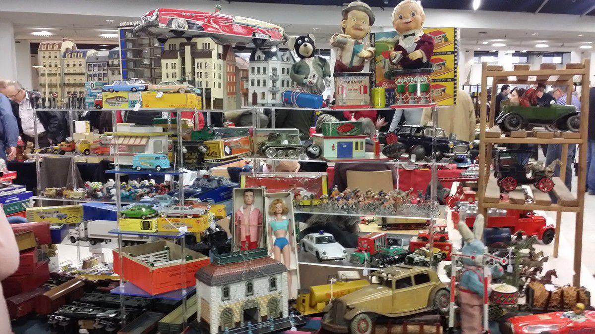 Sponsors toymania jouet du pass - Salon du jouet ancien ...