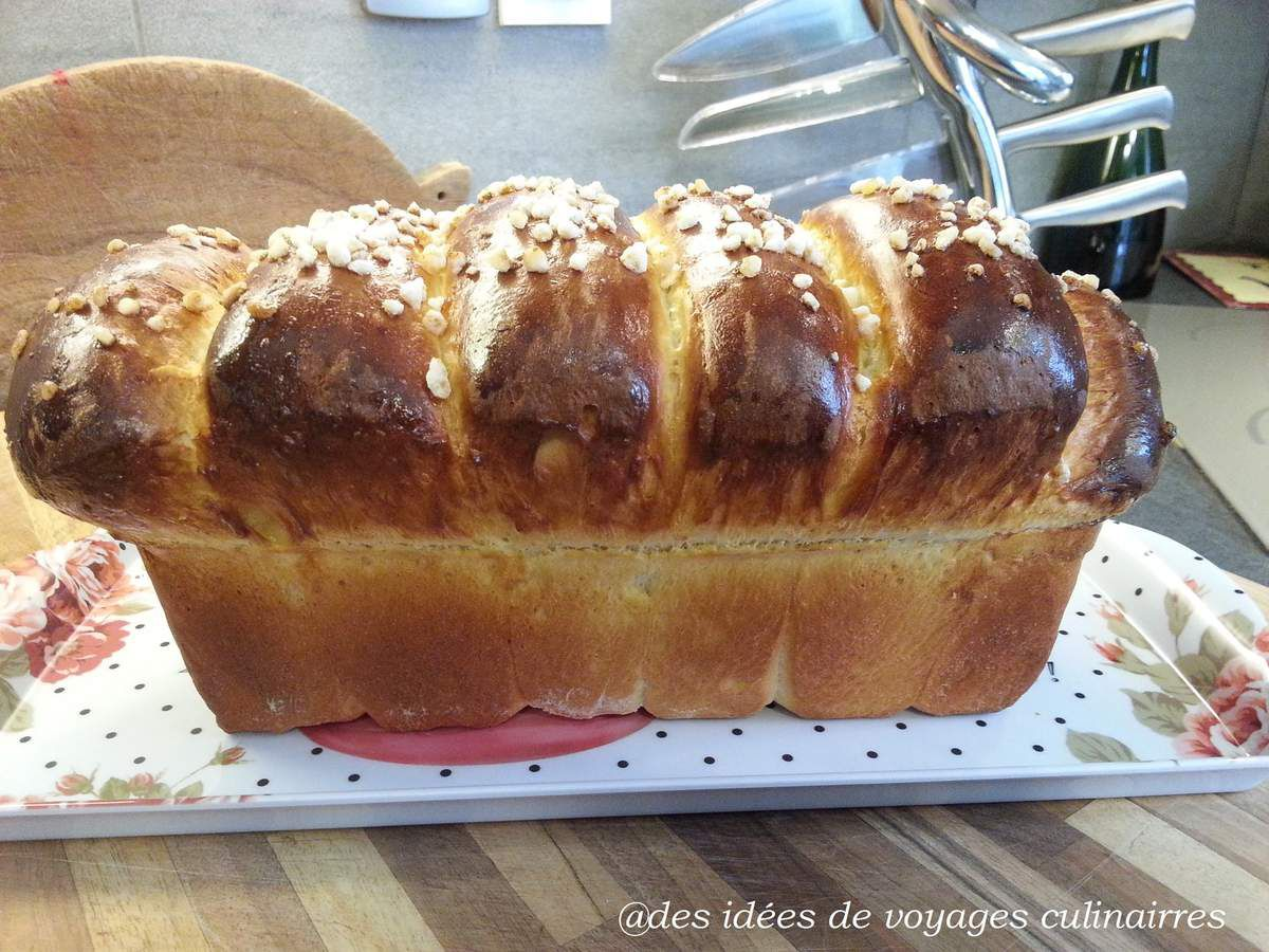 Ma brioche facile, moelleuse & inratable SANS OEUF #Boulangerie