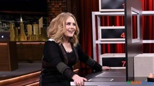 Adele Croon New Songs and Cackle on 'Jimmy Fallon'