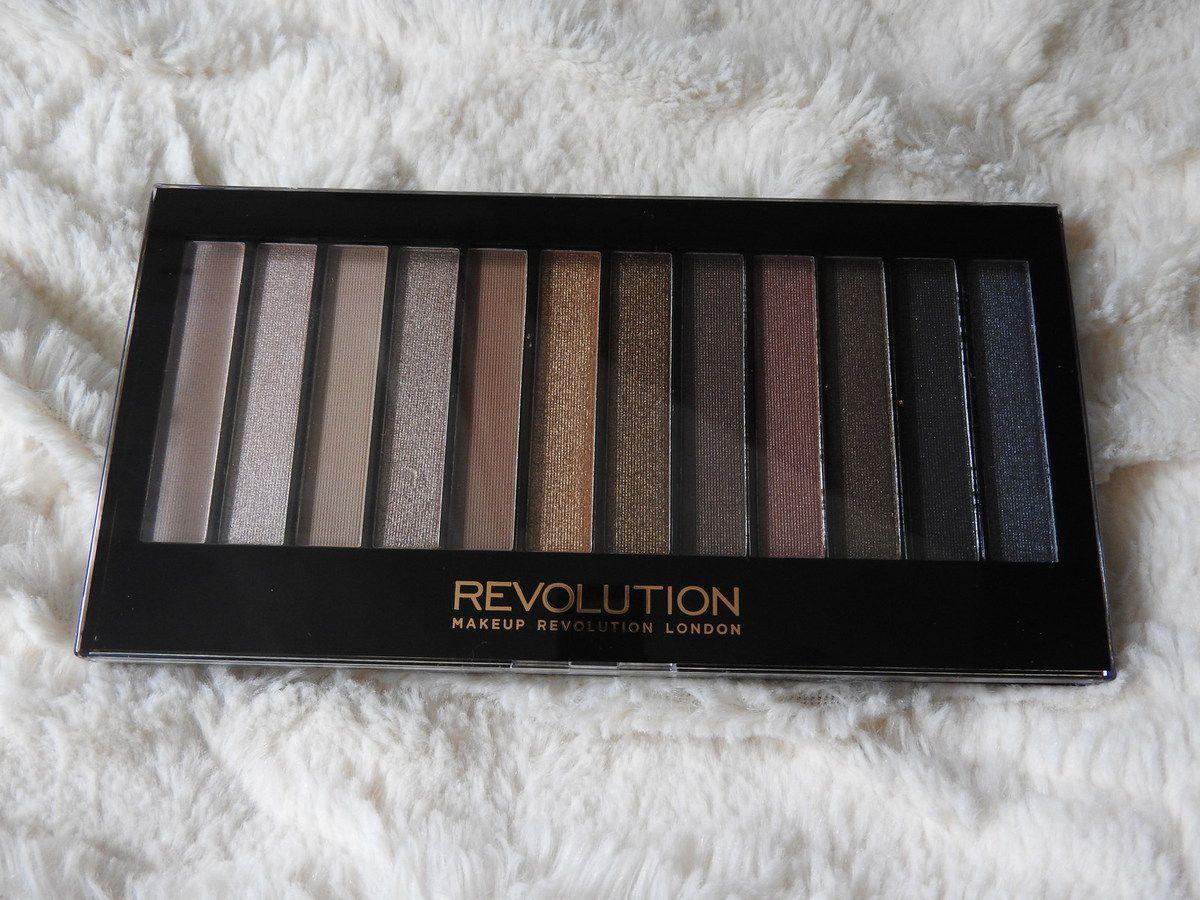 J'ai testé Makeup Revolution