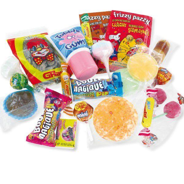 Avant tout prenons quelques douceurs &#x3B;-)  Moi j'adorais le bubble gum et les graines de tournesol et vous ?