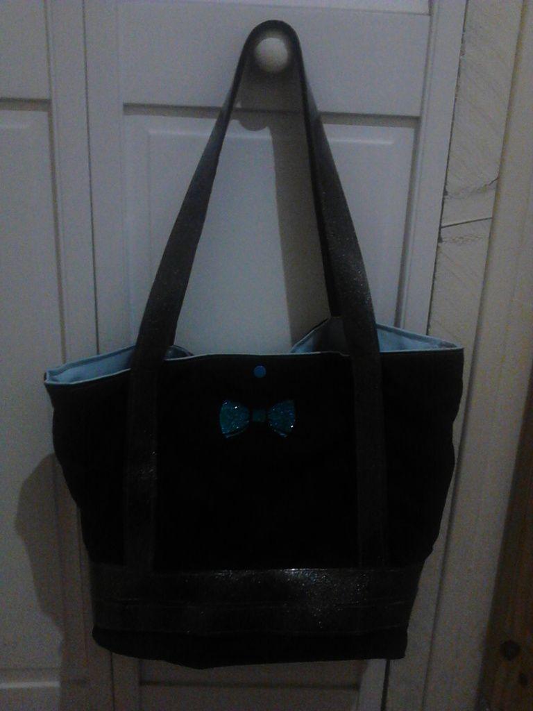 Un sac à langer chic