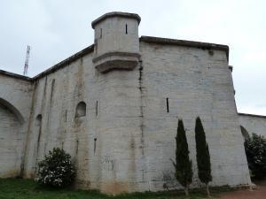 Bastionnet du fort de Villeurbanne à Lyon