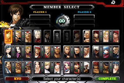 Télécharger The King of Fighters v1.1.0 .apk