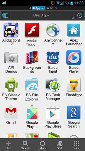 comment préparer les appareils Android pour l'installation des jeux DATA+OBB