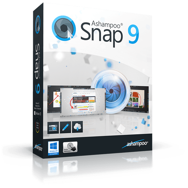 Ashampoo Snap 9.0.0 + Crack