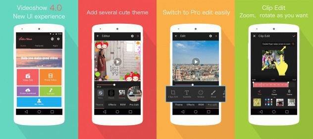 Videoshow Pro - Video Editor 6.3.5 Cracker Apk