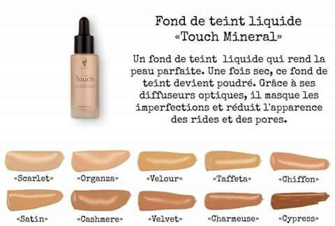 fond de teint liquide touch mineral younique france ambassadrice rina. Black Bedroom Furniture Sets. Home Design Ideas