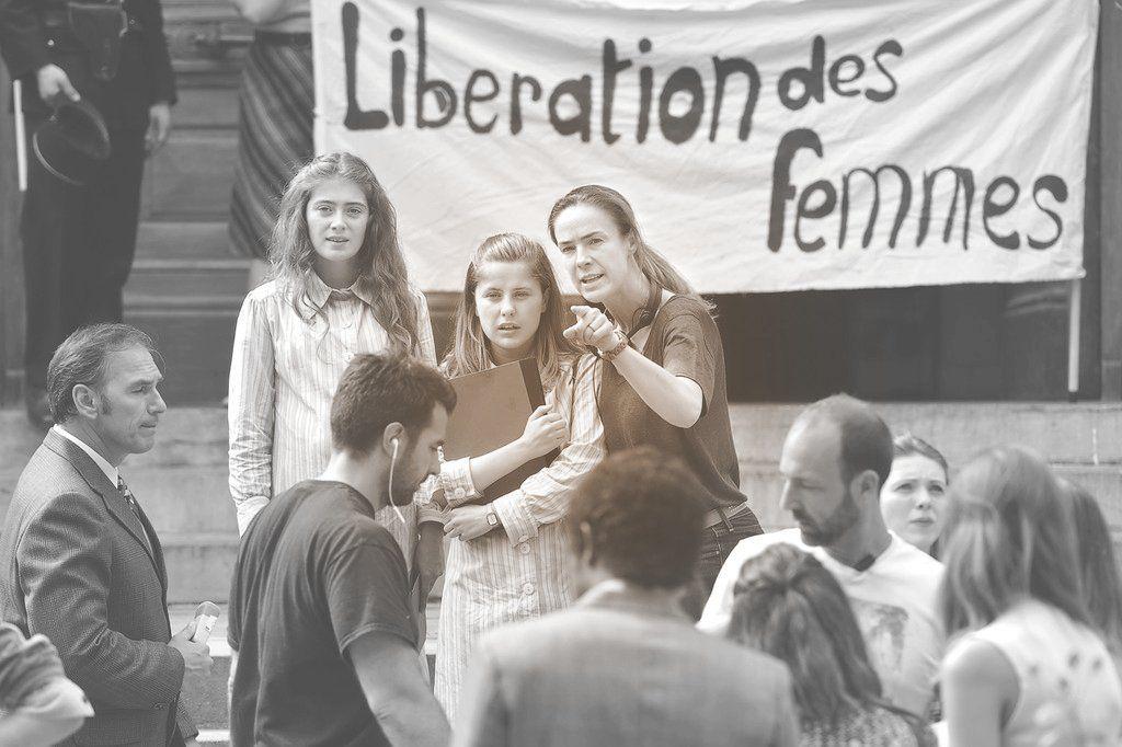 Les filles du Plessis...ou l'année 1971...1
