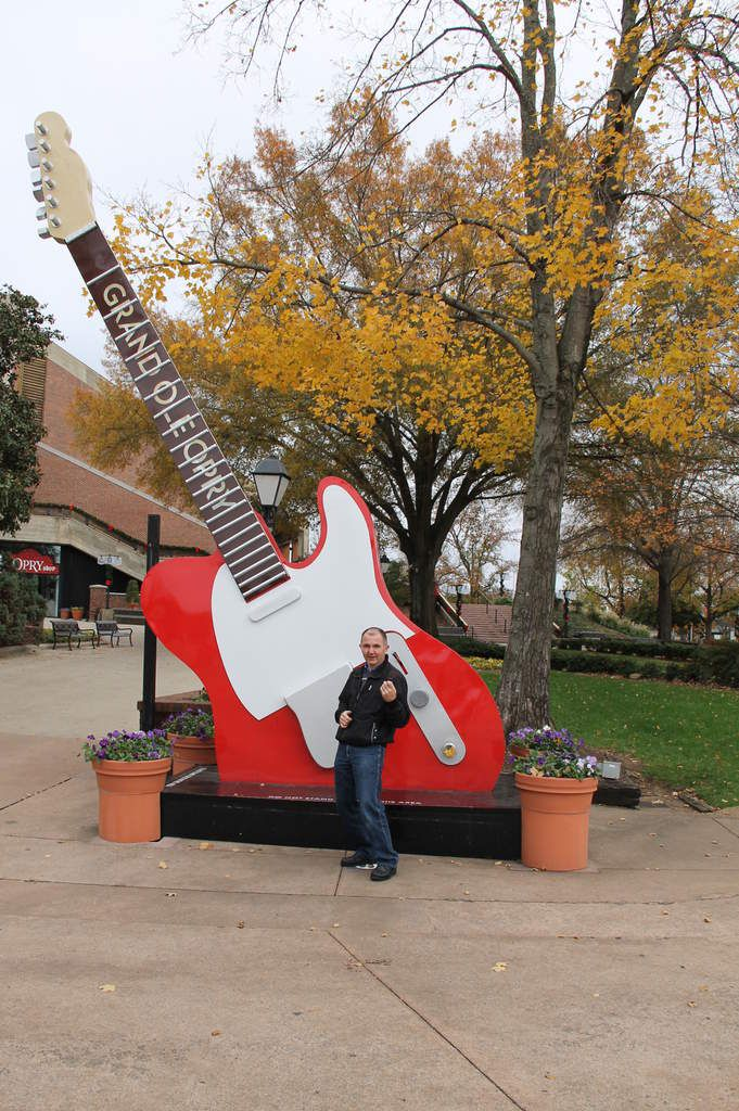 Grand Ole Opry et Opry mills