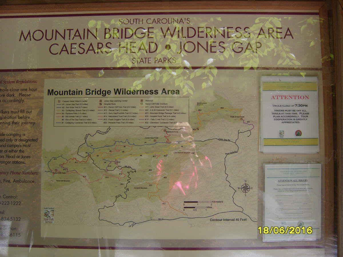 Ceasar state park