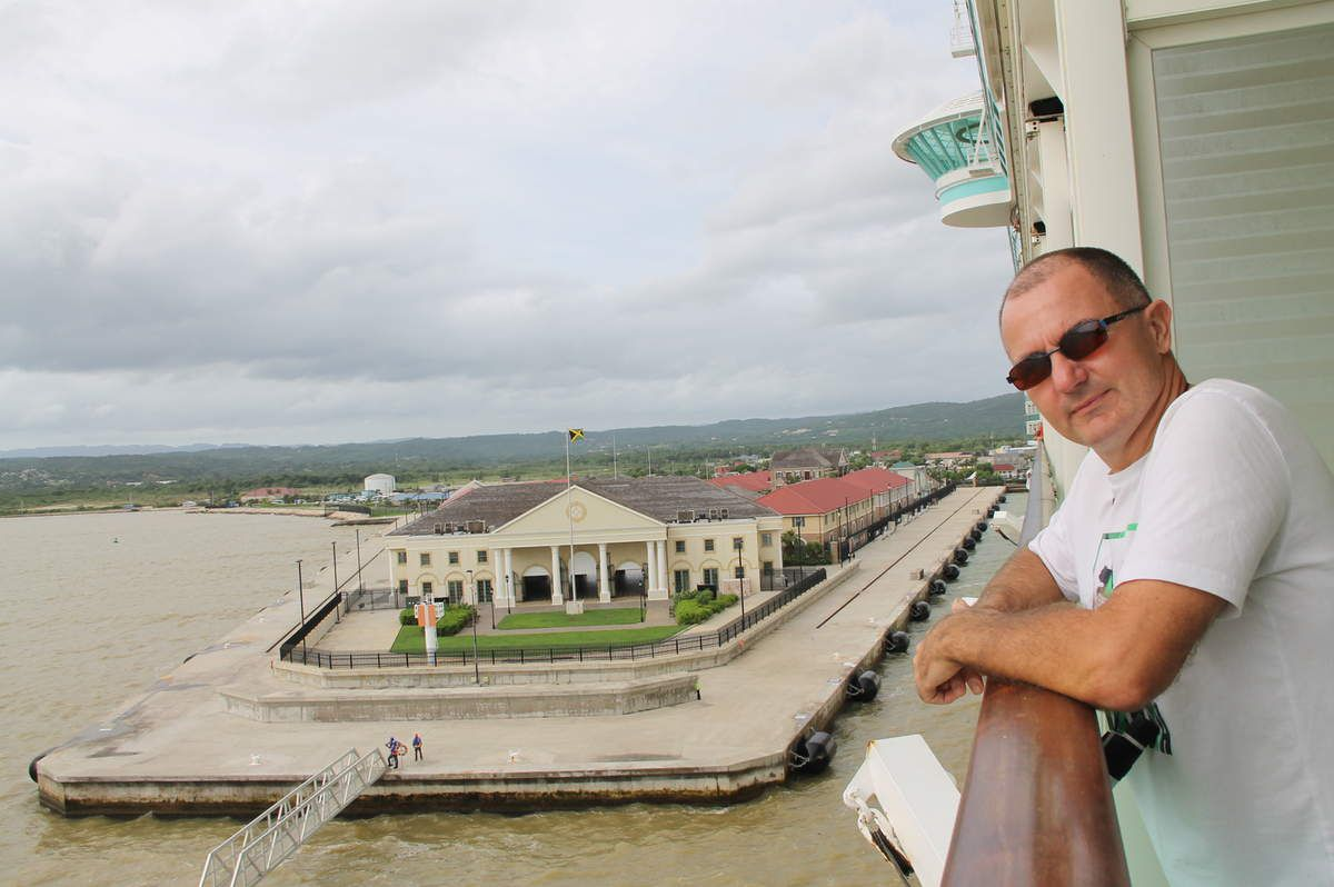 4ème jour, Falmouth (Jamaïque)