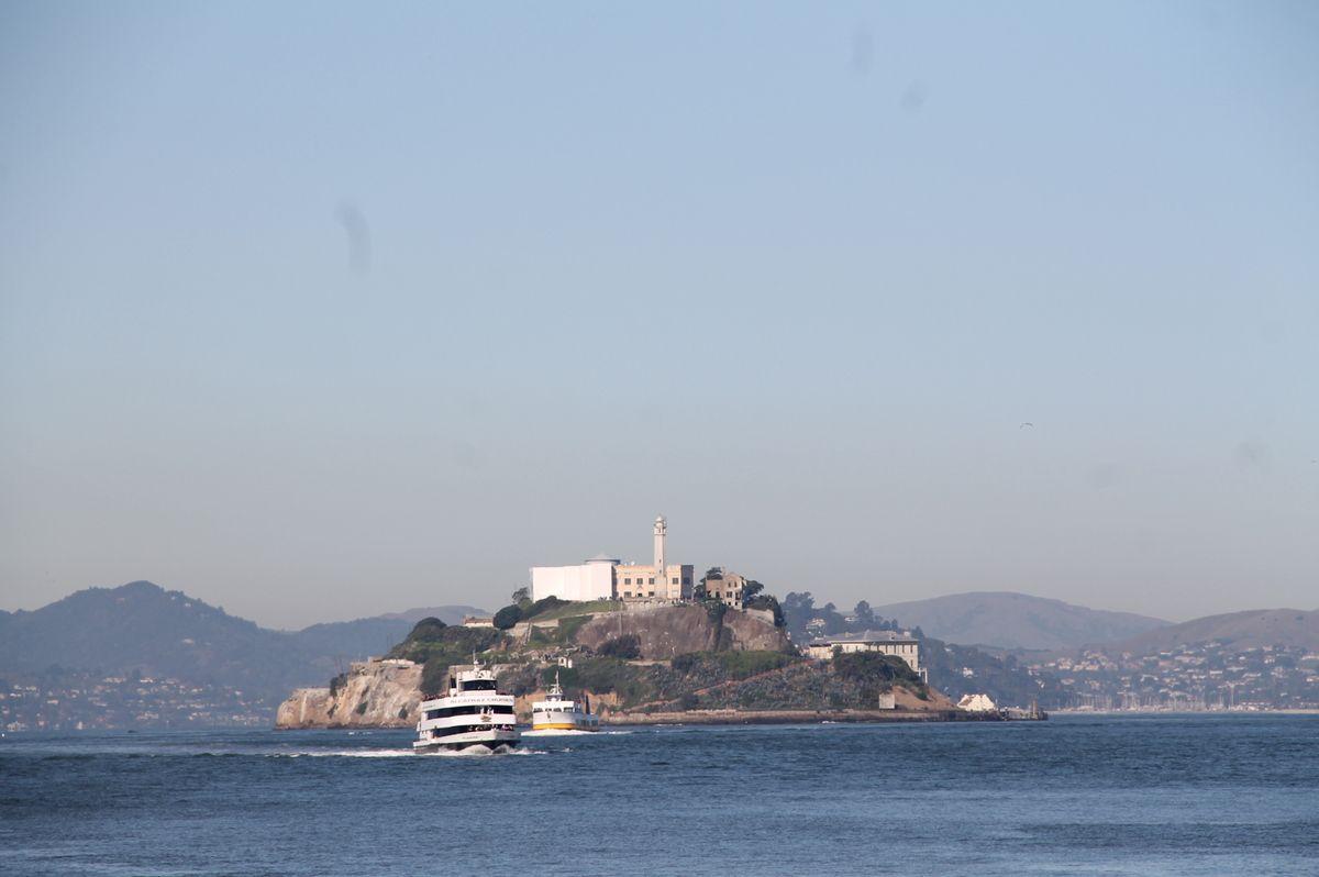 6ème jour, Alcatraz