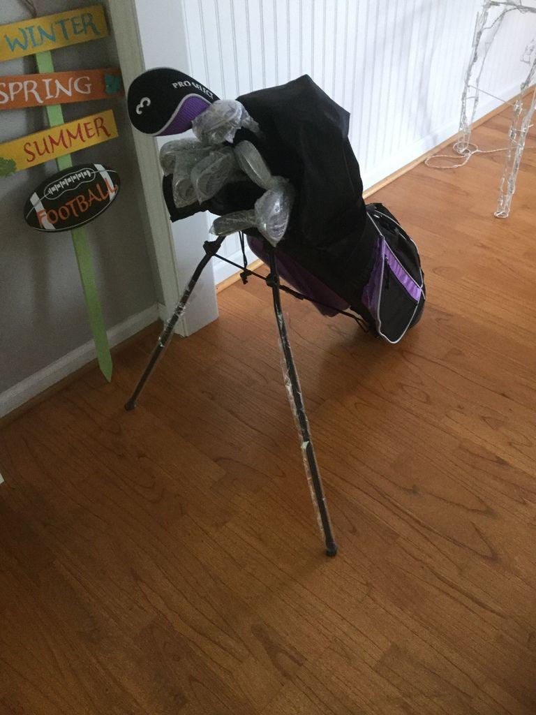 Golf, 4ème lesson