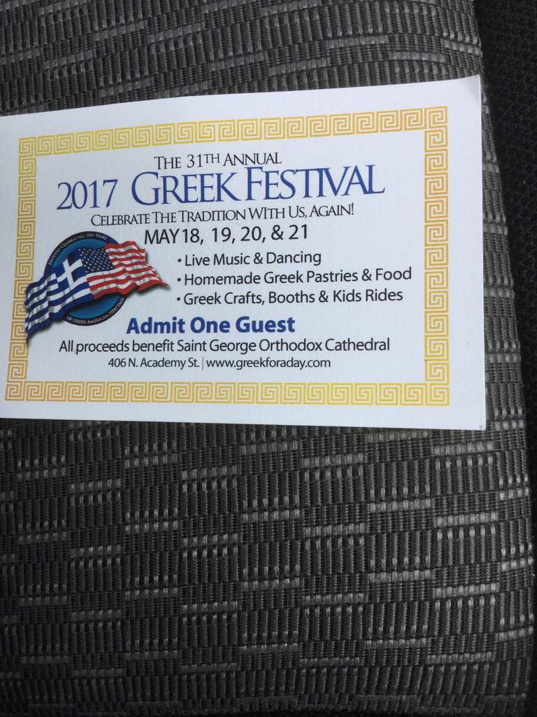 Greek Festival Greenville