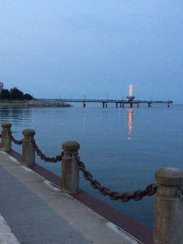 Waterfront de Burlington