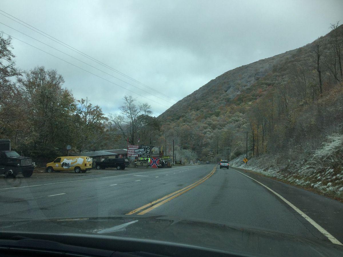 Week-end Cherokee Mountain