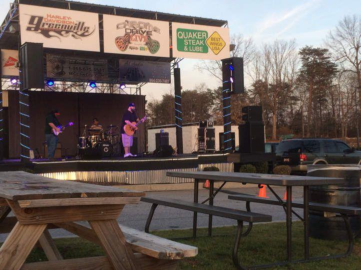 Concert Harley Davidson