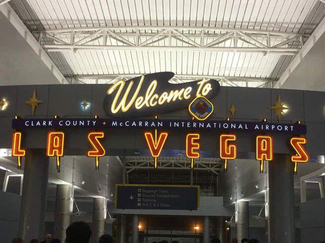 14ème jour, retour Las Vegas
