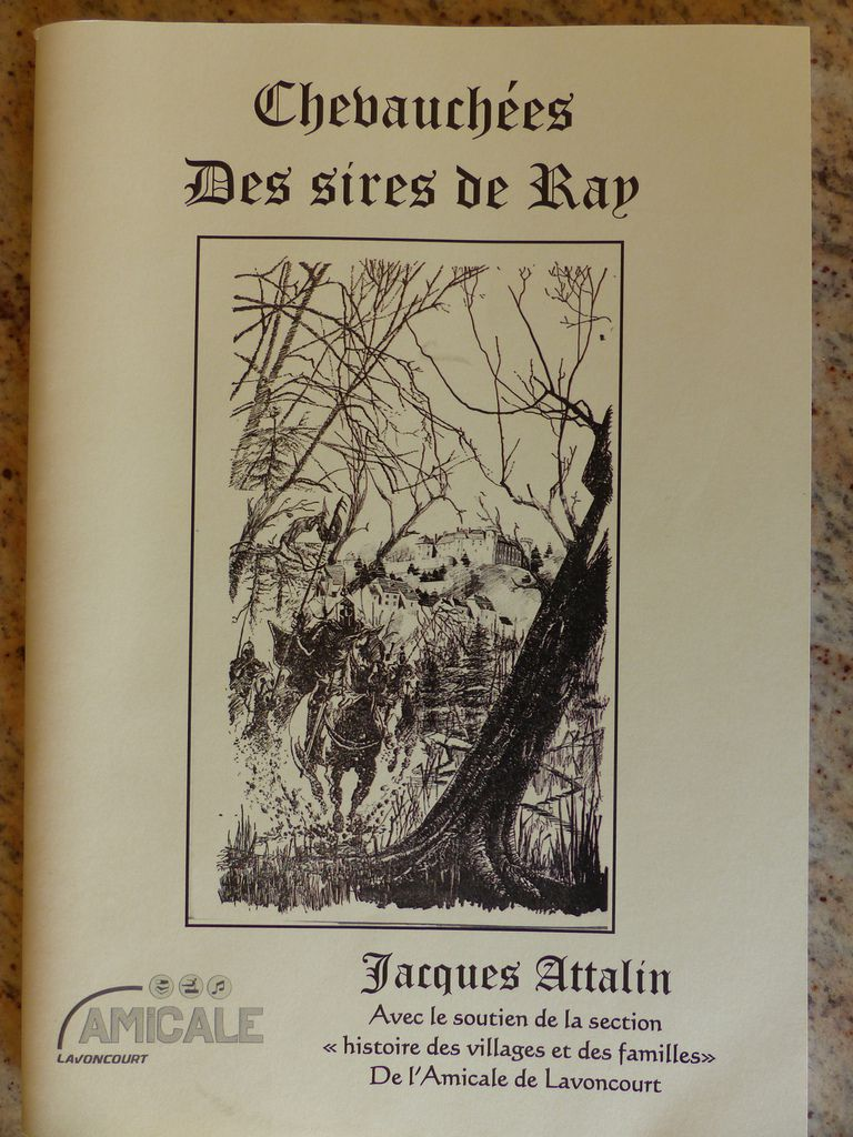 La brochure de Jacques ATTALIN.