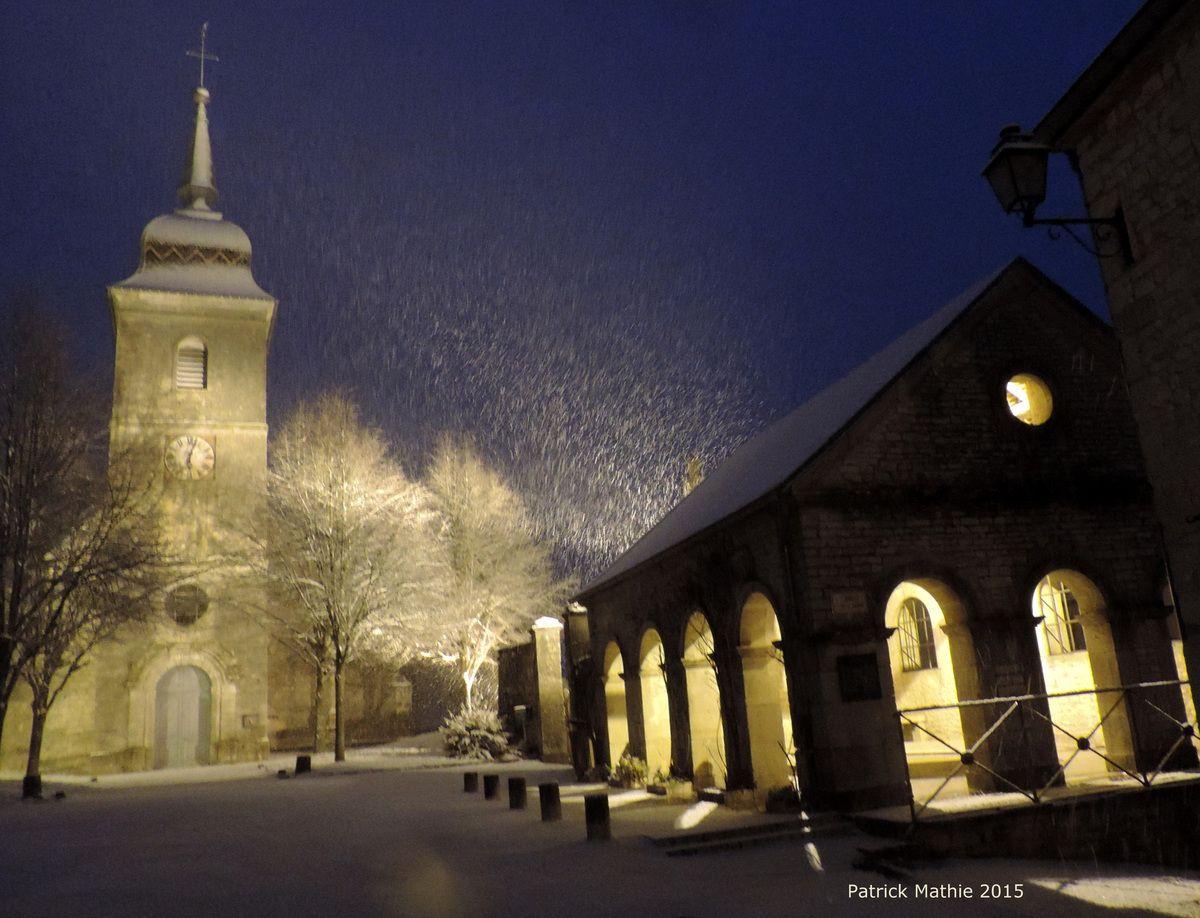 RAY SUR SAÔNE.9- L'Eglise Saint Pancrace.