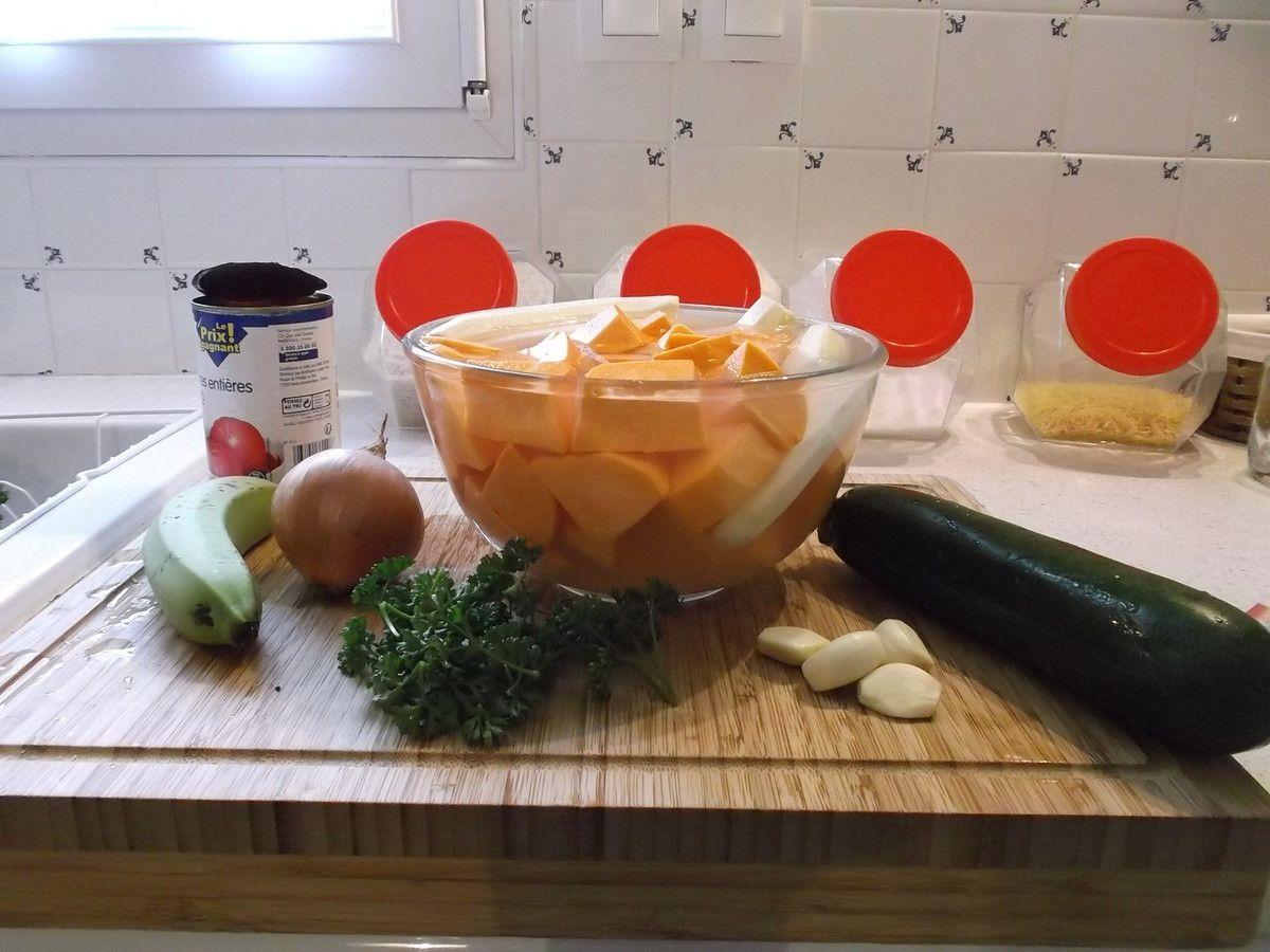 Virtuo Cook : Saute de Porc aux Légumes Exotiques...