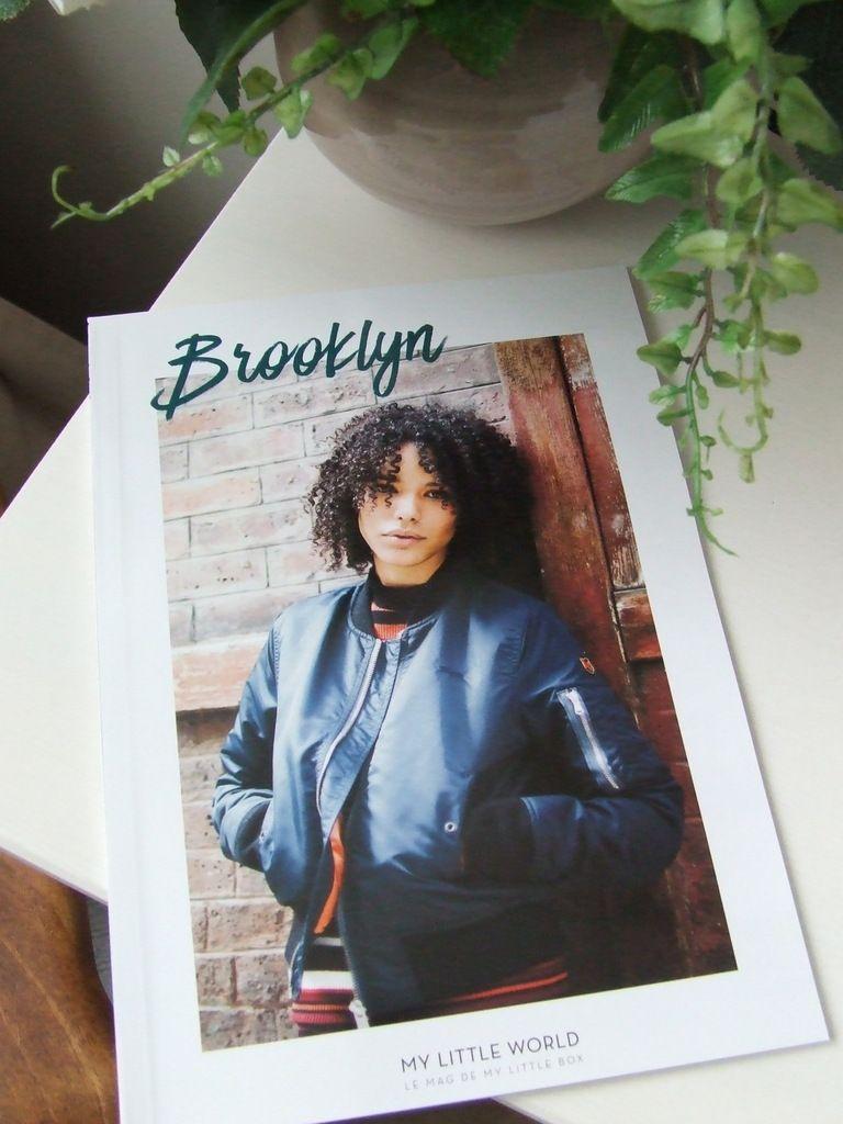 My Littke Box d'Octobre 2016 : Brooklyn...