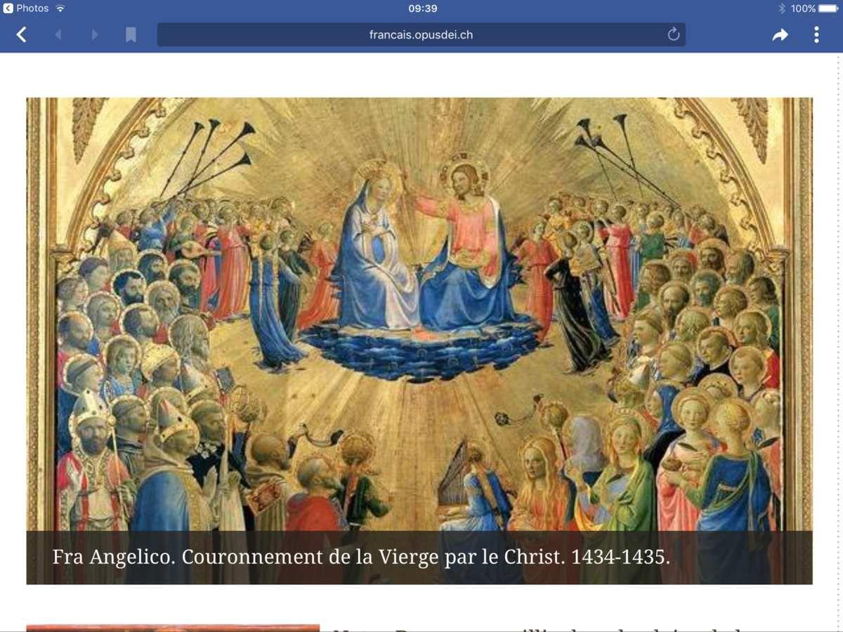 Assomption de la Vierge . Fête le 15 Août. Louis XIII a créé la Fête Nationale de la France