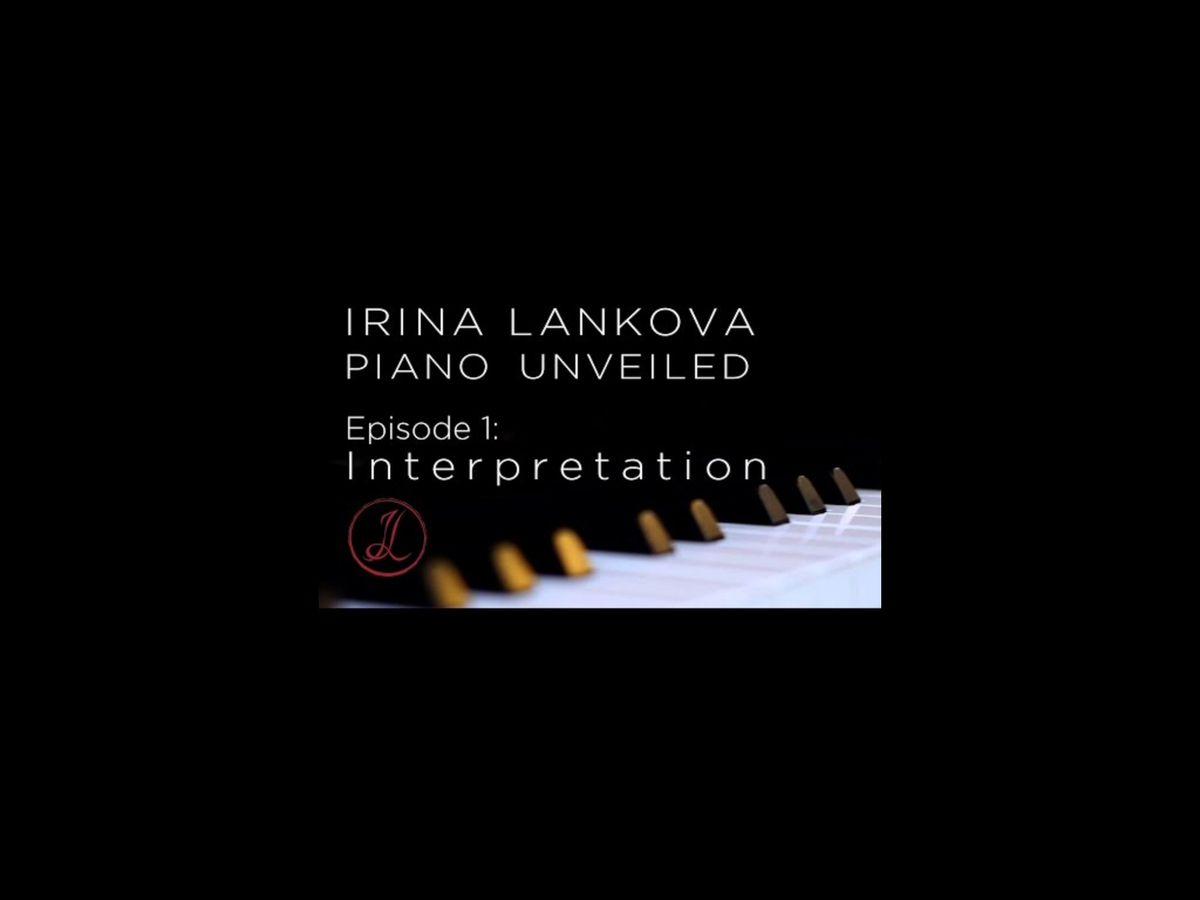 Irina Lankova, piano