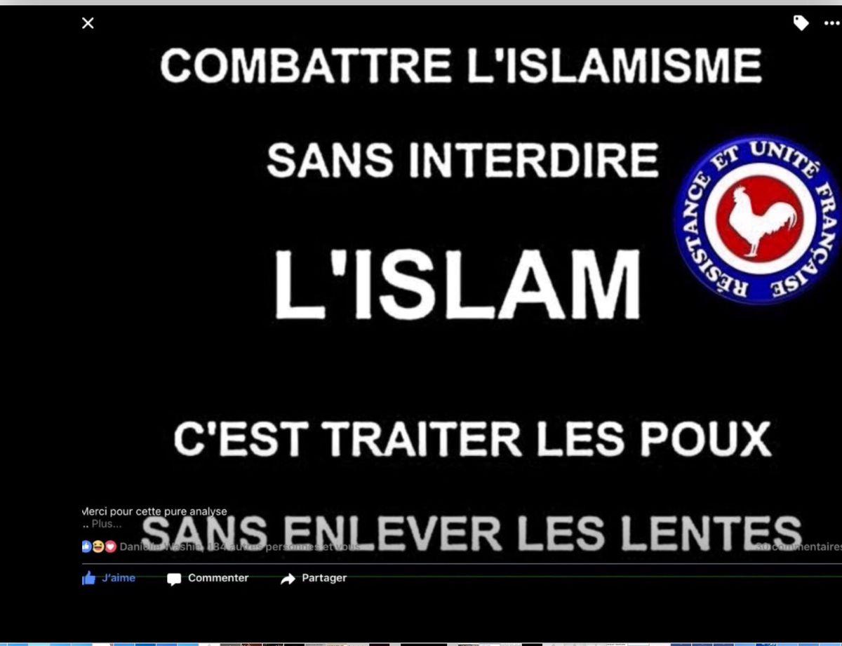 La terreur islamique ? On en fait quoi?