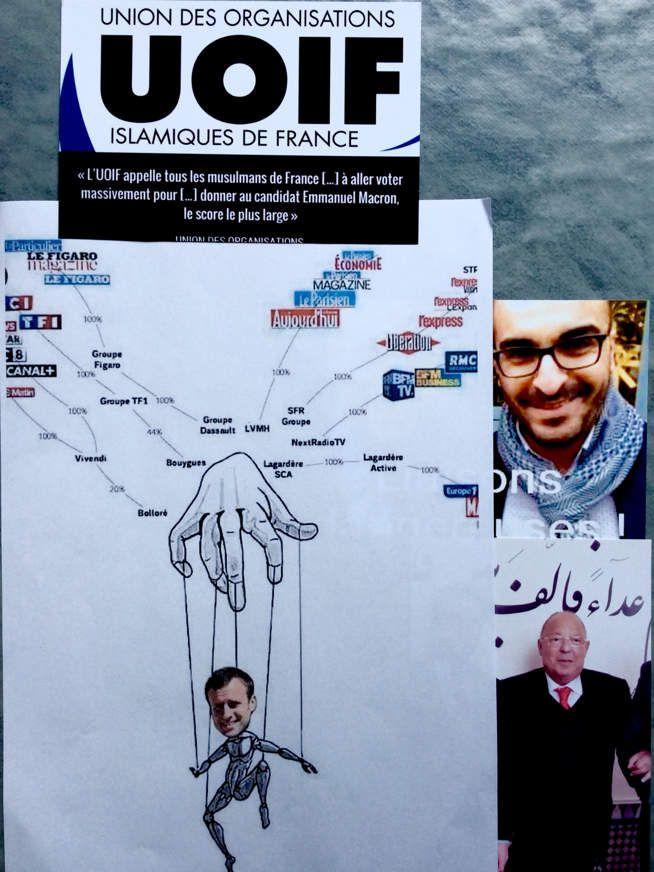 Emmanuel Macron. -Idiot utile-... de l' Islam...(Yves Mamou) chez Gatestoneinstitute