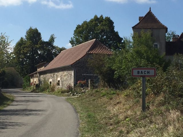 COMPOSTELLE 2016 - Jour 4 : GITE D'ETAPE DE DALAT – LALBENQUE : 26,5 kms
