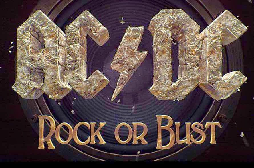 Rock or bust world tour !