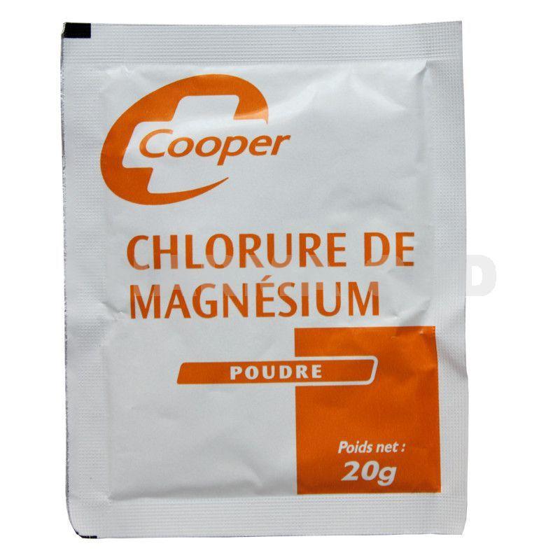 Chlorure de magnésium! Remède contre l'acné