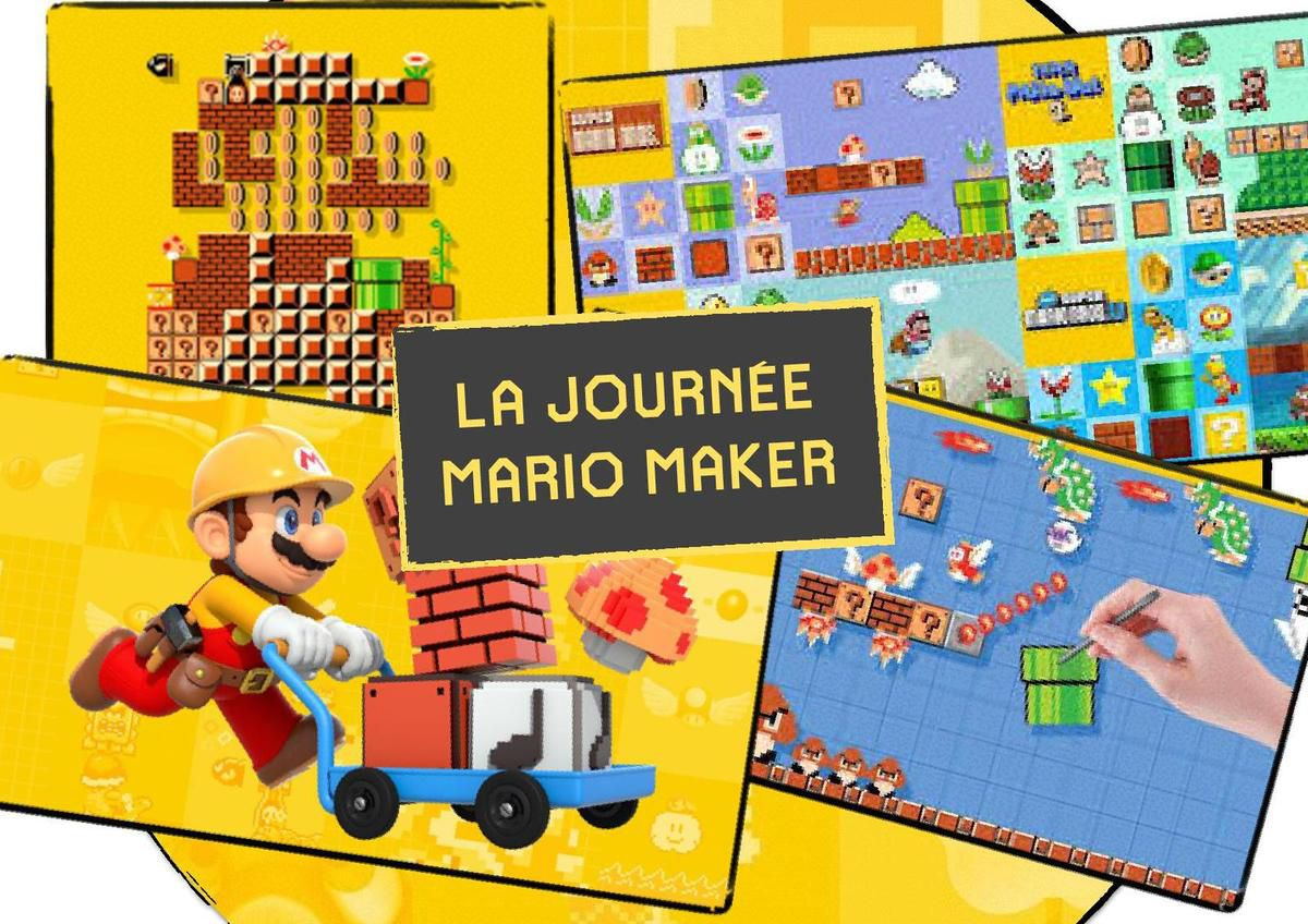 JOURNEE MARIO MAKER