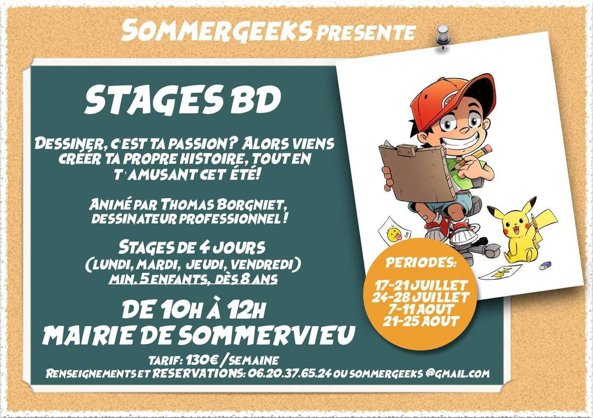 STAGES BD